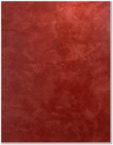 Stucco Veneziano Red